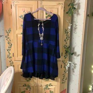 Reborn Tops - Dress/tunic